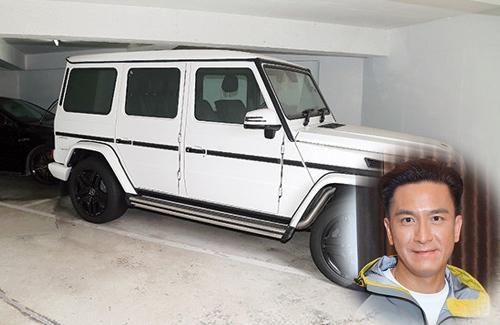 Mã Quốc Minh gần đây mua SUV mới.