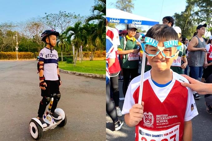 Subeo đam mê chơi thể thao. Ở nhiều hoạt động của trường, cậu được bố mẹ dành thời gian đến cổ vũ.