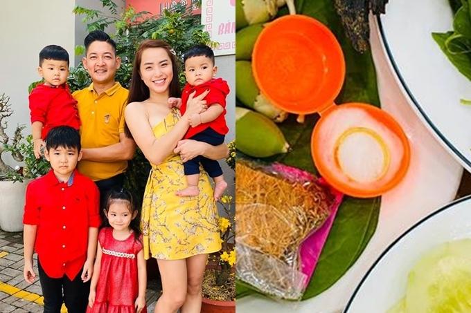 Vợ chồng Hải Băng - Thành Đat