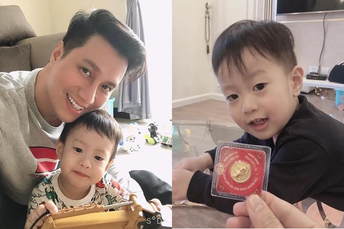Diễn viên Việt Anh cũng tâm niệm mua vàng ngày mùng 10 mang đến