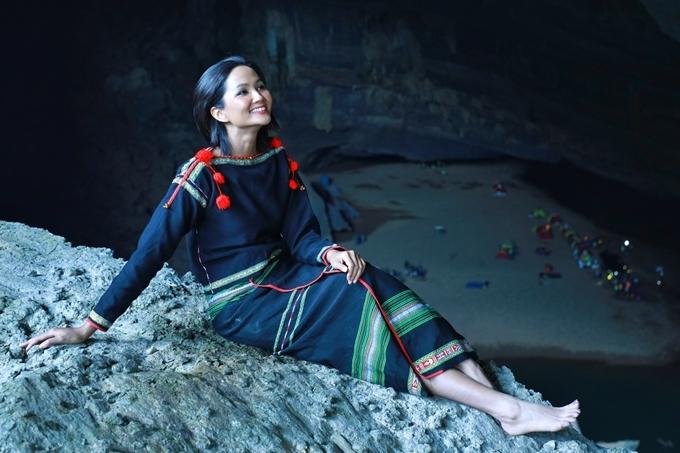 Chuyến thám hiểm hang Sơn Đoòng của H'Hen Niê cùng các thành viên không chỉ khám phá vẻ đẹp của hang mà còn có mục đích khảo sát tình hình mực nước của hang, chuẩn bị cho hoạt động mở cửa du lịch 2020.