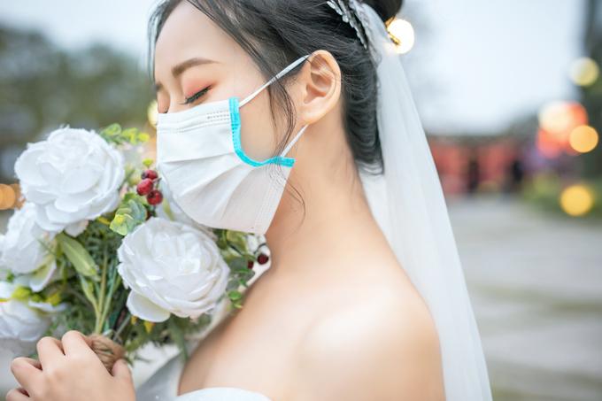Ảnh cưới giữa mùa dịch Corona - 1