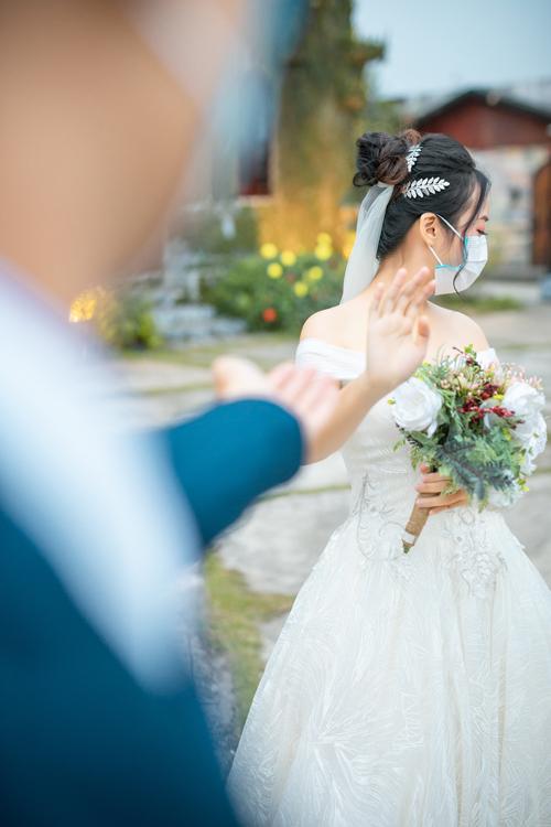 Ảnh cưới giữa mùa dịch Corona - 2