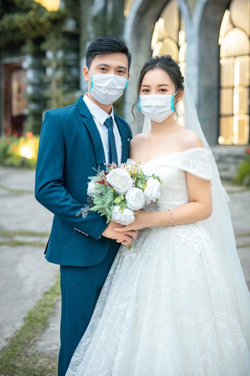 Ảnh cưới giữa mùa dịch Corona - 5