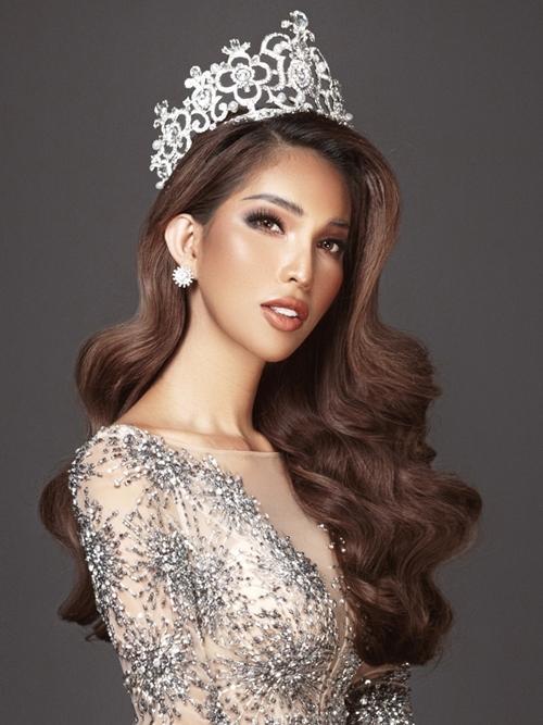 Vicky Trần được lựa chọn đại diện Thụy Điển thi Hoa hậu Chuyển giới quốc tế 2020, diễn ra vào cuối tháng 2 tại Thái Lan.