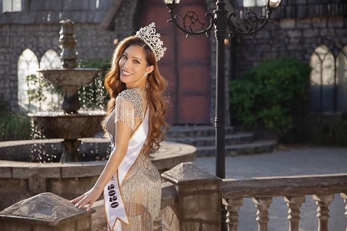 Nhan sắc Thụy Điển gốc Việt thi Hoa hậu Chuyển giới quốc tế - 1