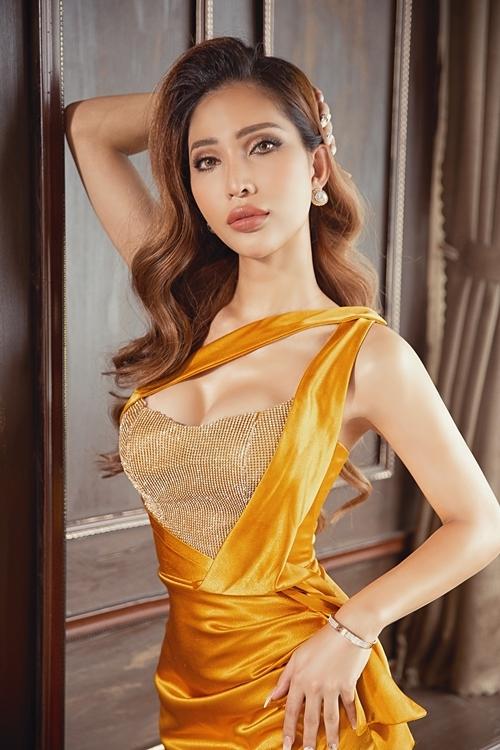 Nhan sắc Thụy Điển gốc Việt thi Hoa hậu Chuyển giới quốc tế - 4