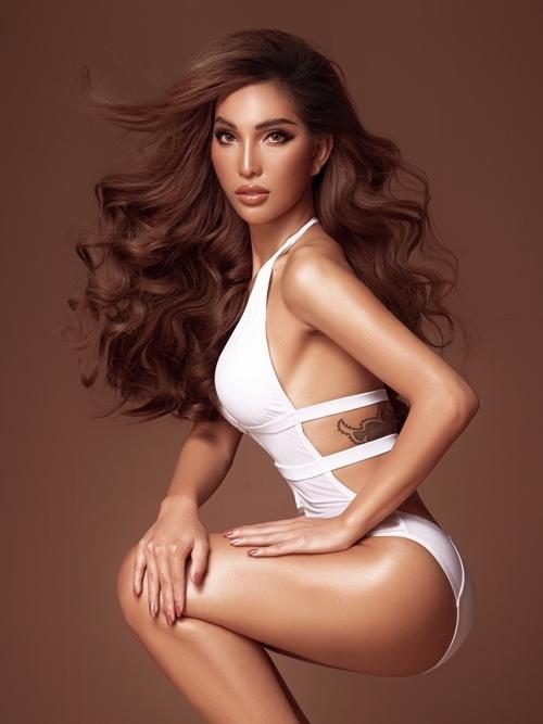 Nhan sắc Thụy Điển gốc Việt thi Hoa hậu Chuyển giới quốc tế - 6