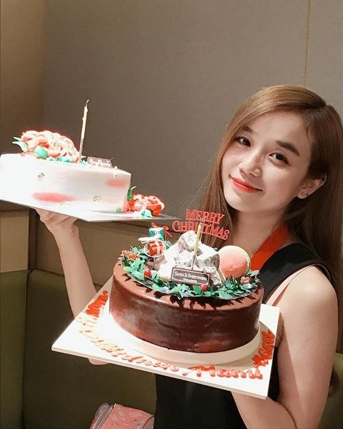 Cuối tháng 12/2019, Bảo Ngọc đón sinh nhật tuổi 23.