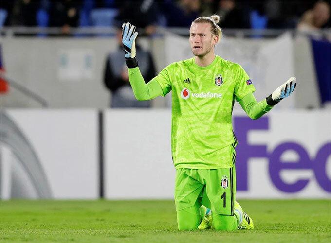 Sau sai lầm trong chung kết Champions League 2018, Loris Karius tiếp tục sa sút