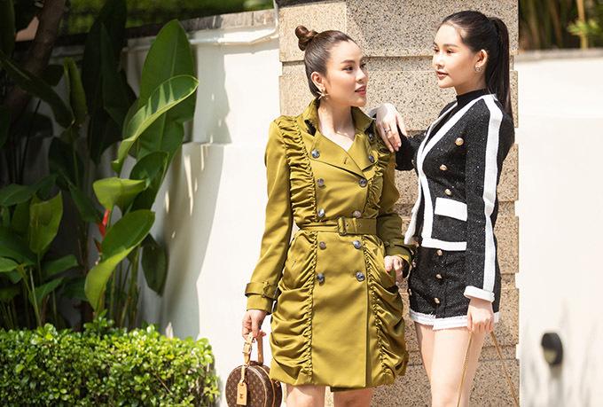 Ngoài kinh doanh bất động sản, Phương Lê còn mở kênh YouTube chia sẻ kinh nghiệm nội trợ với chị em phụ nữ. Ngân Anh cũng quyết định thử sức làm giảng viên ngành kinh tế, bên cạnh vai trò người quản lý phát triển dự án cho một công ty tư vấn và đầu tư tài chính.