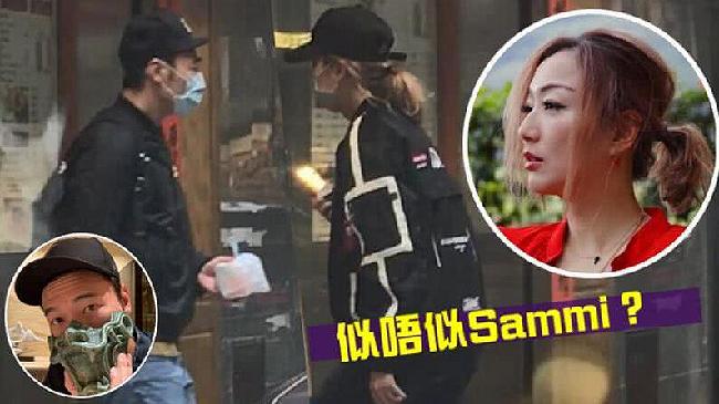 Trịnh Tú Văn và chồng, Hứa Chí An đến một cửa hàng thuốc Đông y Trung Quốc hôm 4/2, tại Hong Kong. Cả hai đều đeo khẩu trang che chắn kín mít, ăn mặc hầm hố. Họ không vào tiệm thuốc cùng nhau mà người trước, kẻ sau.