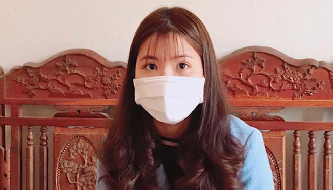 Nguyễn Thu Trang tiếp tục được cách ly thêm 14 ngày tại quê nhà. Ảnh: Lam Sơn.