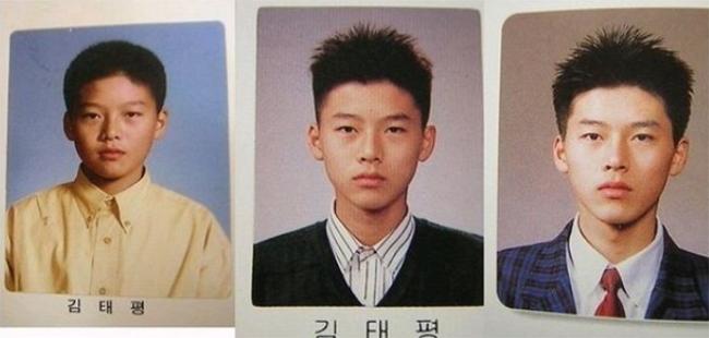 Tài tử Hàn sinh năm 1982mang gương mặt với những đường nét Hàn Quốc đặc trưng: mũi cao, đôi mắt dài, khóe miệng gợi cảm. Theo thời gian, Hyun Bin càng đẹp trai, phong độ.