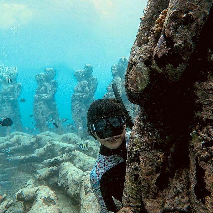 [Caption] Gili Air, Lombok, Indonesia