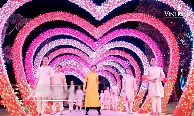 Con đường tình yêu - địa điểm check-in hot mùa lễ hội hoa xuân Mai Phú Quý cũng xuất hiện trong MV