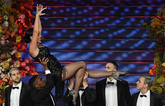 Đại nhạc hội Sanremo của Italy là cuộc thi ca hát thường niên diễn ra từ ngày 4/2 đến 8/2. Vài ngày trước, Georgina Rodriguez tiết lộ tin được mời tới Sanremo Festival với vai trò quan trọng.