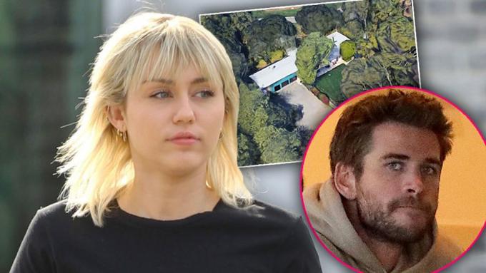 Miley đã bán ngôi nhà gần biệt thự của Liam Hemsworth.