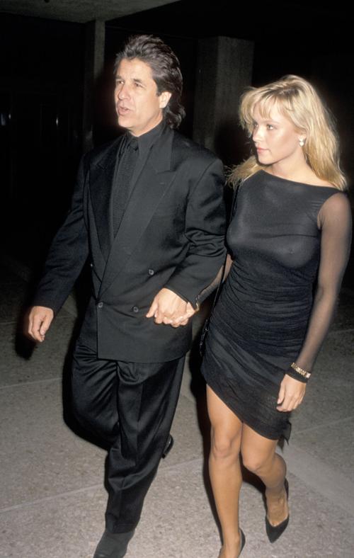 Cặp đôi từng gắn bó vài năm vào thập niên 1980.