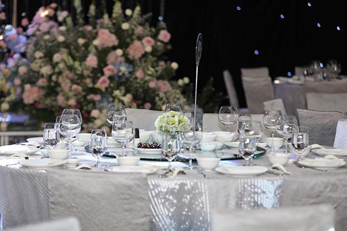 Địa điểm tổ chức tiệc cưới là nơi Duy Mạnh và Quỳnh Anh gặp nhau lần đầu tiên. Ảnh: Phạm Chiểu