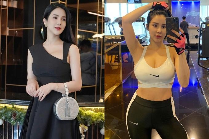 Hiện Diệp Lâm Anh rút lui khỏi showbiz, tập trung công việc kinh doanh và có cuộc sống sung túc.