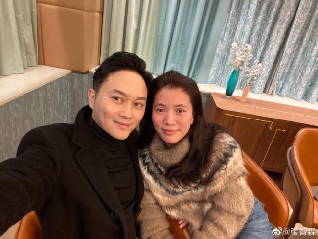 Vợ chồng Trương Trí Lâm, Viên Vịnh Nghi.