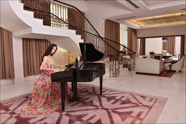 Cao Thùy Dương từng sống trong căn hộ trị giá 2 triệu đô.