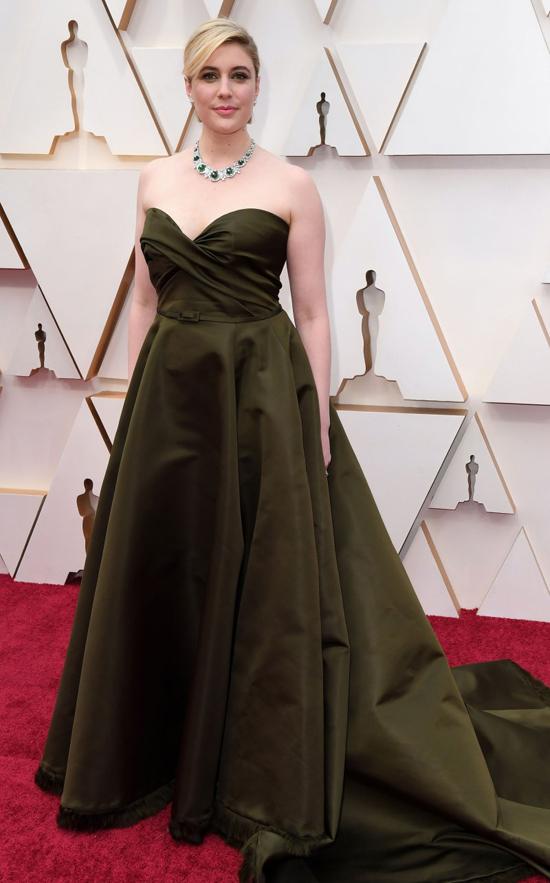 Nữ đạo diễn tài năng Greta Gerwig của phim Little Women.