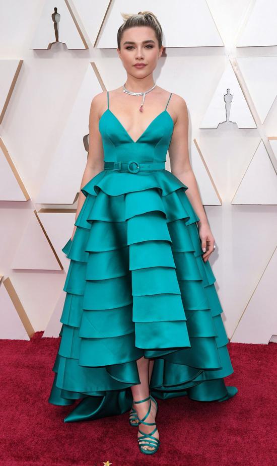 Florence Pugh - ngôi sao của phim đề cử Oscar Little Women.