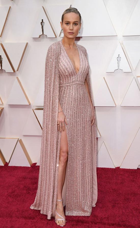 Người đẹp Avengers Brie Larson.