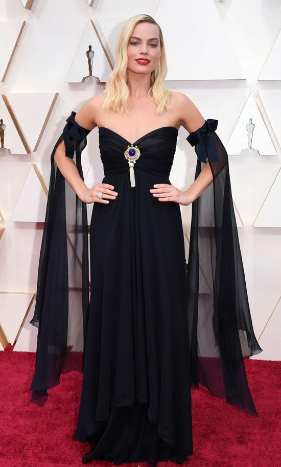 Bom sex Margot Robbie là ngôi sao trong phim Bombshell.