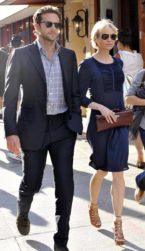 Bradley và Renee năm 2010.