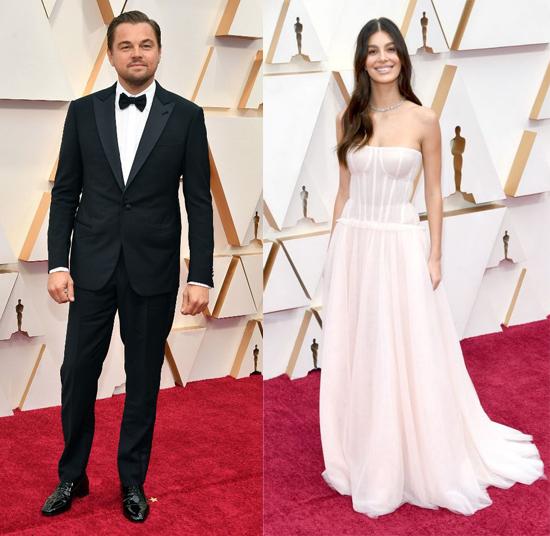 Trước đó, cặp đôi chụp ảnh thảm đỏ riêng rẽ.Camila Morrone đến ủng hộLeonardo DiCaprio với đề cử Nam diễn viên chính xuất sắc.