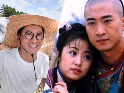 Nam diễn viên Châu Kiệt.