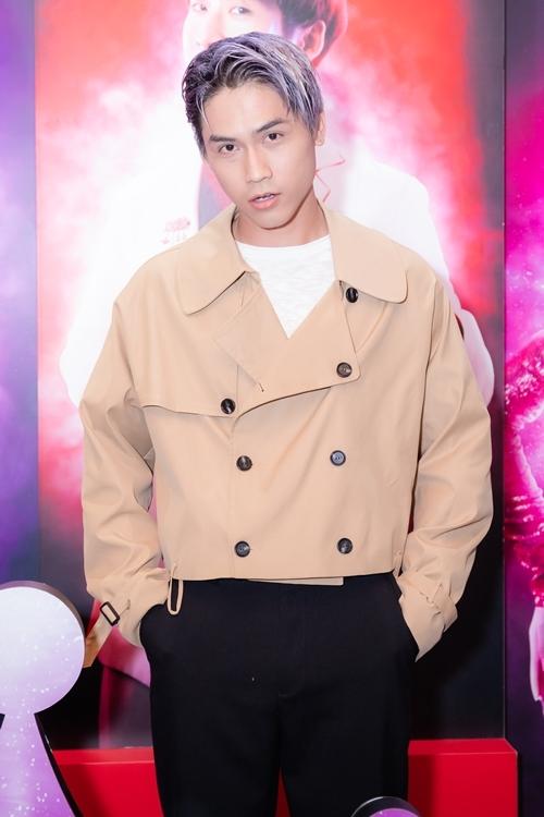 Diễn viên Võ Điền Gia Huy.