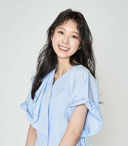 Diễn viên Goo So Jung.