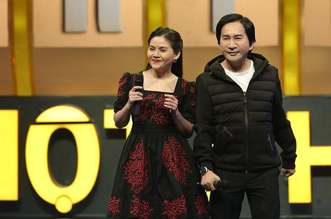Vợ chồng Kim Tử Long - Trinh Trinh hào hứng với sân chơi đòi hỏi phải có kiến thức tổng hợp về nhiều lĩnh vực.