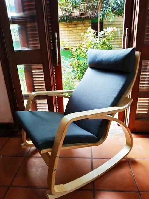 Loạt ghế phong cách tô điểm căn hộ - 1