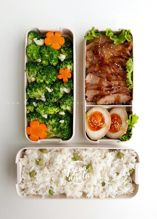 Tự thử thách bản thân mình bằng việc nấu cơm trưa không lặp thực đơn cho chồng trong vòng1 tháng, chị Minh Ngọc (kinh doanh online 1989, Hà Nội) hào hứng khoe thành quả của mình tới bạn bè.