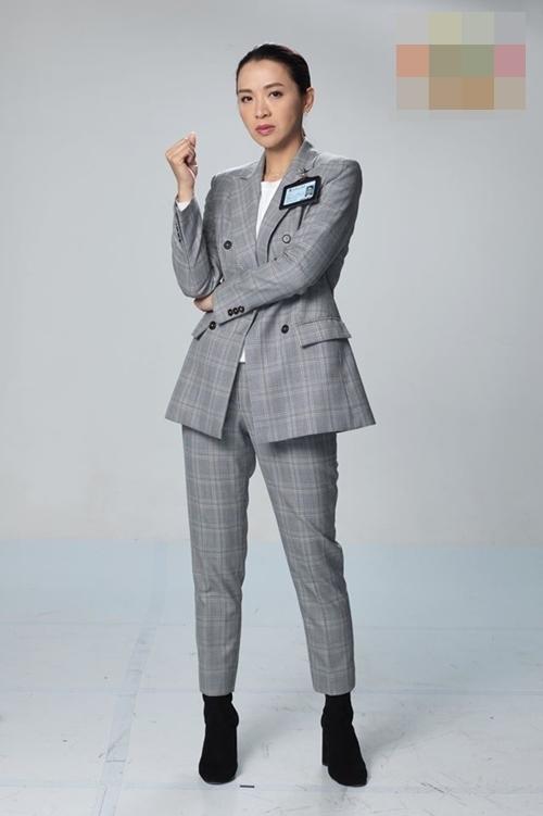 Trần Vỹ vào vai Thủy Tuệ Minh, một chuyên viên ở bộ phận pháp chứng.