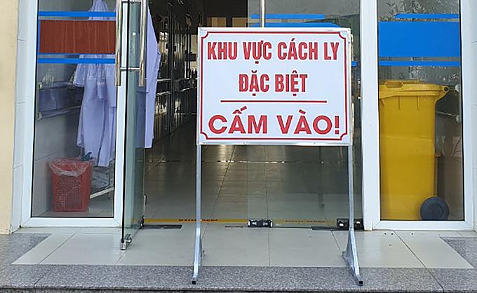 Hai người cách ly ở Nghệ An âm tính nCoV