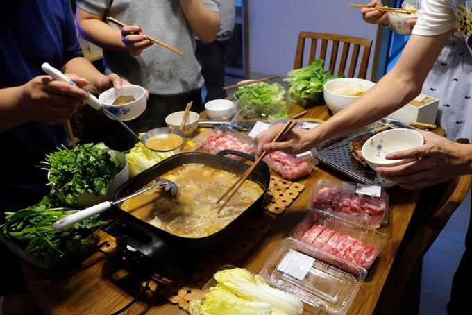 Lẩu là món ăn yêu thích của người Hong Kong. Ảnh: SCMP.