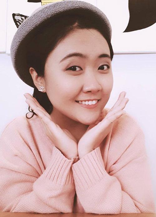 Diễn viên Phương Trang.