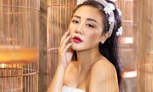Văn Mai Hương hát về chuyện tình buồn