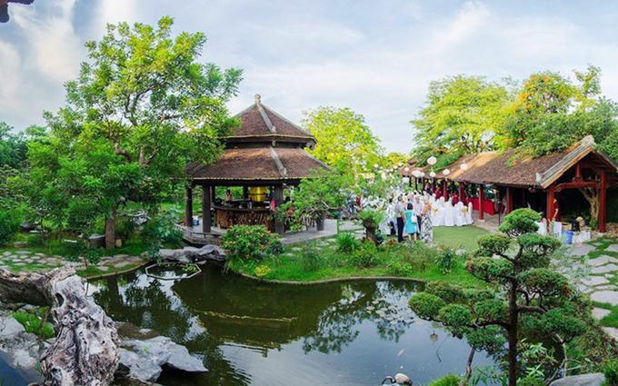 Địa chỉ cuối tuần: hai nhà hàng sân vườn phù hợp gia đình - 1