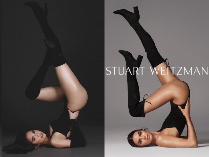 Ngọc Trinh copy Kendall Jenner tạo dáng chụp ảnh - 2