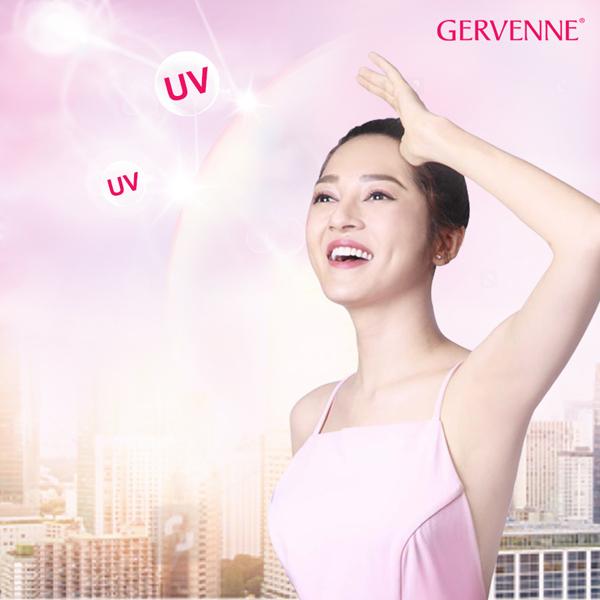 Nếu không muốn làn dađen sạm và nhanh lão hóa, bạn gái cầnsử dụng kem chống nắng cho da mặt và da toàn thân mỗi khi ra khỏi nhà.