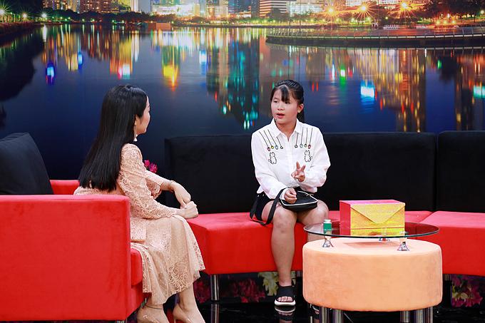 Thu Phương xúc động kể về mẹ với MC Ốc Thanh Vân trong chương trình Điều Con Muốn Nói phát sóng lúc 20h30 hôm nay(15/2)trên VTV9.