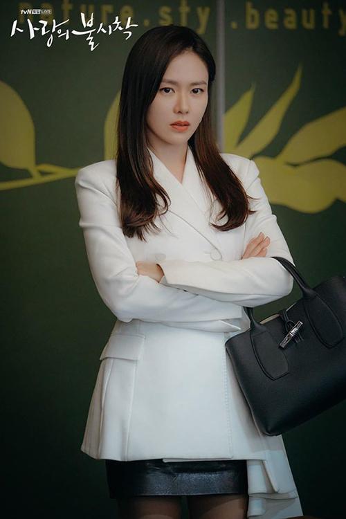 Mặc đẹp như Son Ye Jin trong Hạ cánh nơi anh - 3