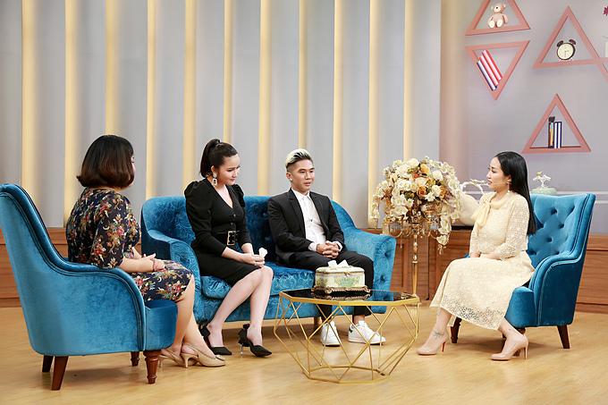 Câu chuyện hôn nhân đầy sóng gió của ca nhạc sĩ Khánh Đơn và Huỳnh Như, cùng sự tư vấn của MC Ốc Thanh Vân và tiến sĩ tâm lý Tô Nhi A được phát sóng trong chương trình Mảnh Ghép Hoàn Hảo lúc 21h35 hôm nayngày 16/02/2020 trên VTV9.